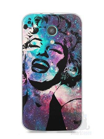 Capa Moto G2 Marilyn Monroe #2