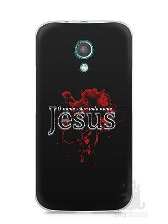 Capa Moto G2 Jesus #5