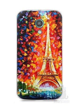 Capa Moto G2 Torre Eiffel #3