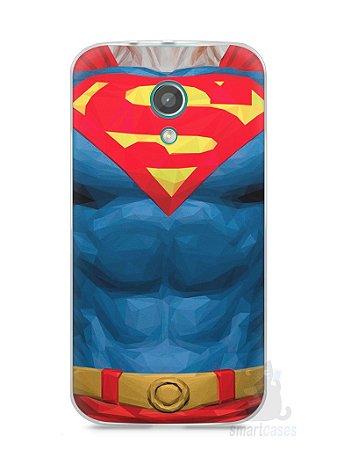 Capa Moto G2 Super Homem #2
