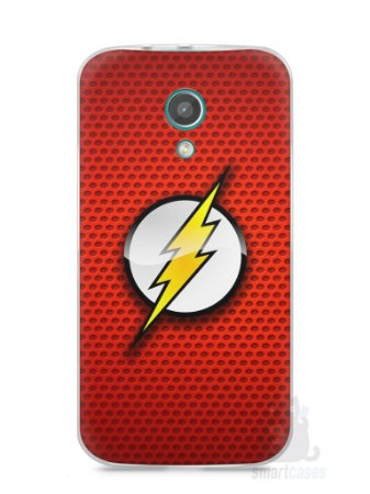 Capa Moto G2 The Flash #2