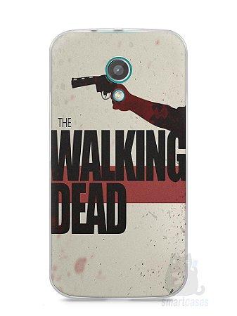 Capa Moto G2 The Walking Dead #3