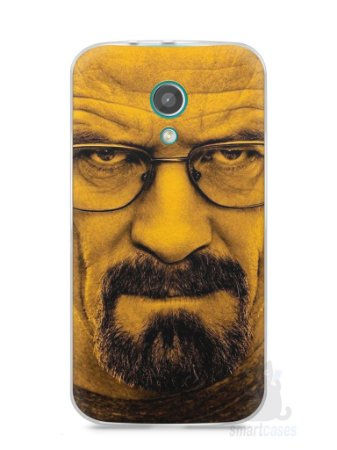 Capa Moto G2 Breaking Bad #3