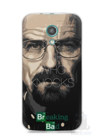 Capa Moto G2 Breaking Bad #7