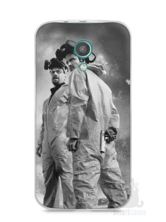 Capa Moto G2 Breaking Bad #9