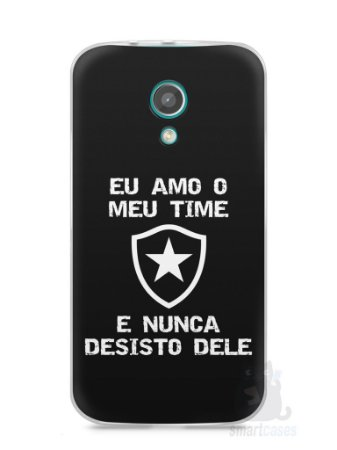 Capa Moto G2 Time Botafogo #3