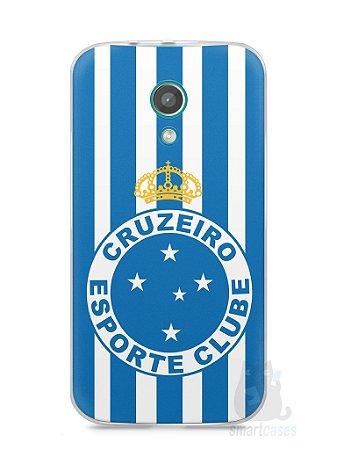 Capa Moto G2 Time Cruzeiro #2