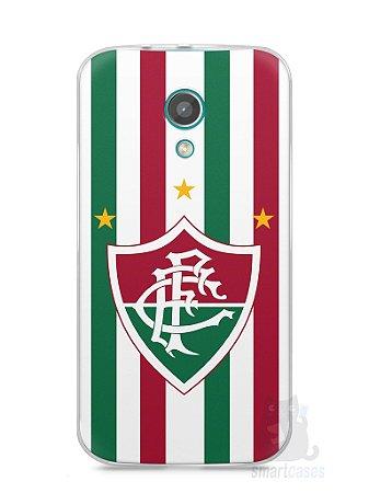 Capa Moto G2 Time Fluminense