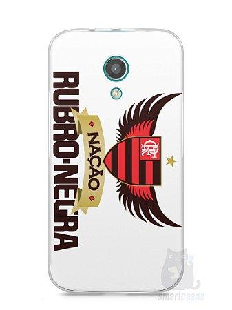 Capa Moto G2 Time Flamengo #4
