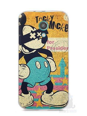 Capa Moto G2 Mickey Mouse #1