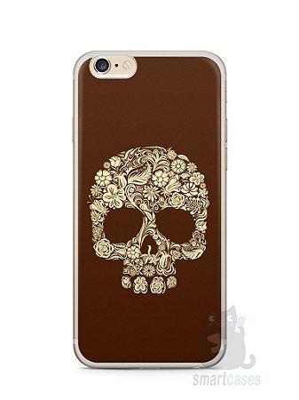 Capa Iphone 6/S Plus Caveira #5