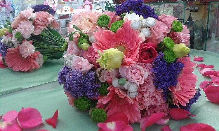 Buquê  De Noiva Bride Field