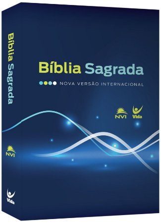 Bíblia Sagrada - Azul (NVI)