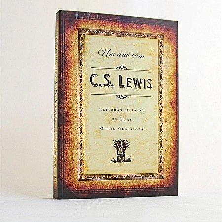 Devocional Um Ano com C. S. Lewis