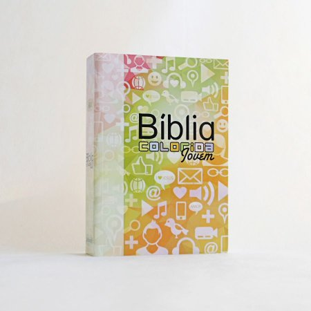 Jovem Colorida - Bíblia