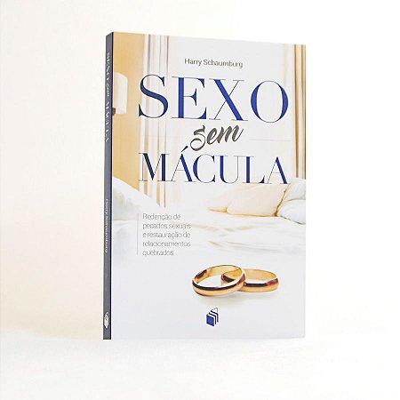 Livro Sexo sem Mácula