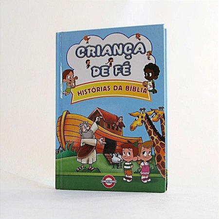 Livro Criança de Fé