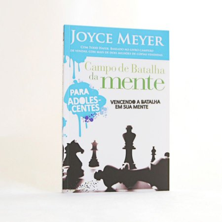 Livro - Campo de Batalha da Mente (Para Adolescentes) - Joyce Meyer