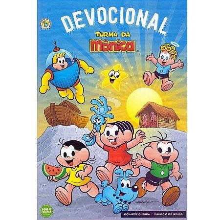 Devocional Turma da Mônica - Volume 1