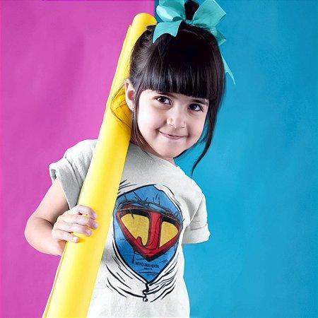 Camiseta Infantil - Herói dos Heróis (Alternativa)