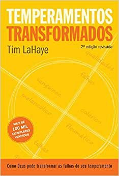 Livro - Temperamentos Transformados - Tim LaHaye