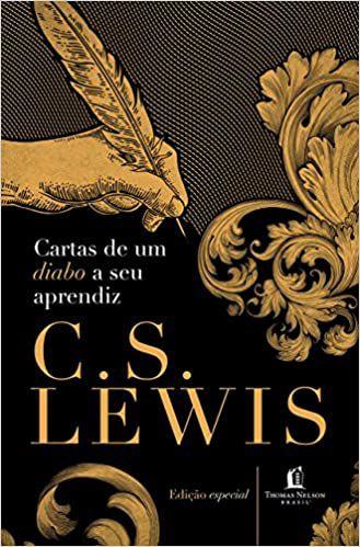 Livro - Cartas de Um Diabo a Seu Aprendiz - C.S. Lewis