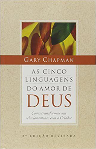 Livro - As 5 Linguagens do Amor De Deus