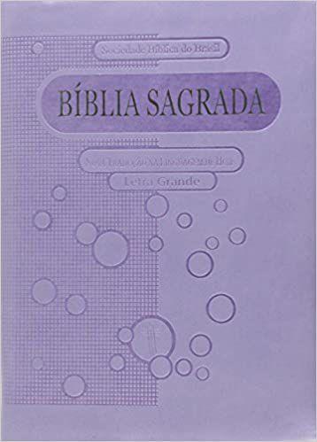 Bíblia Sagrada - Letra Grande - Roxo (NTLH)