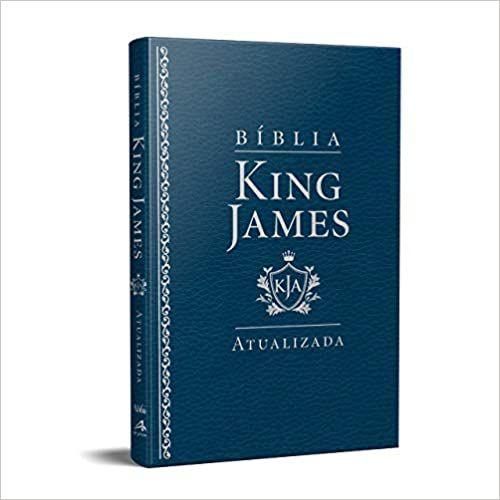 Bíblia King James Atualizada - Azul (KJA)