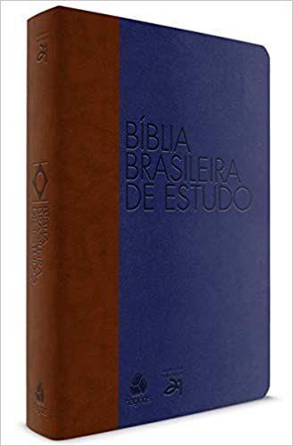 Bíblia Brasileira de Estudo - Azul (Almeida Séc. 21)