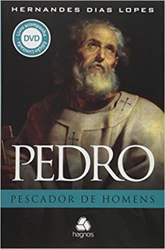 Livro - Pedro - Pescador de Homens - Hernandes Dias Lopes