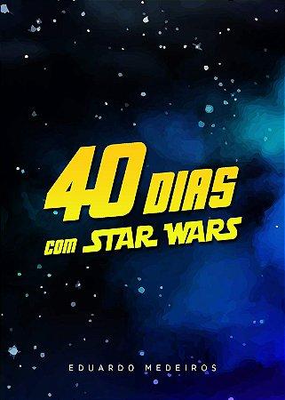 Livro - 40 Dias Com Star Wars