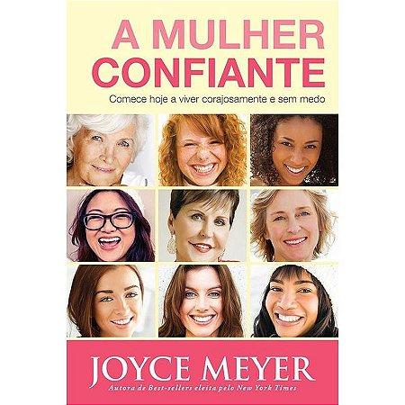 Livro - A Mulher Confiante