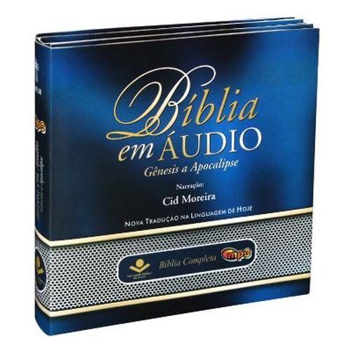 Bíblia em Áudio - Gênesis a Apocalipse - Narração: Cid Moreira