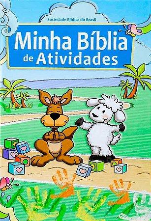 Bíblia - Minha Bíblia de Atividades