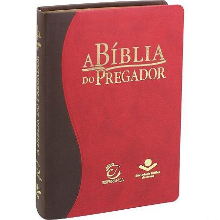 Bíblia do Pregador - Almeida Revista e Corrigida (ARC) - SBB