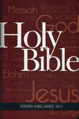 Bíblia - King James 1611 - Com Concordância - Bvbooks