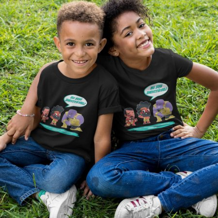 Camiseta Infantil - Jesus Inevitável