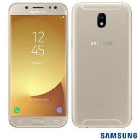 SMARTPHONE SAMSUNG GALAXY A5 2017 64 GB DOURADO SM-A520FZ