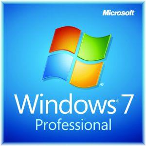 MICROSOFT WINDOWS 7 PRO 64 BIT OEM COA FQC-00730