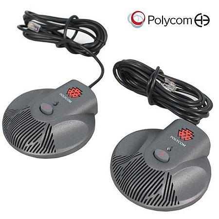 MICROFONE DE EXPANSÃO POLYCOM SOUNDSTATION2 2200-16155-001