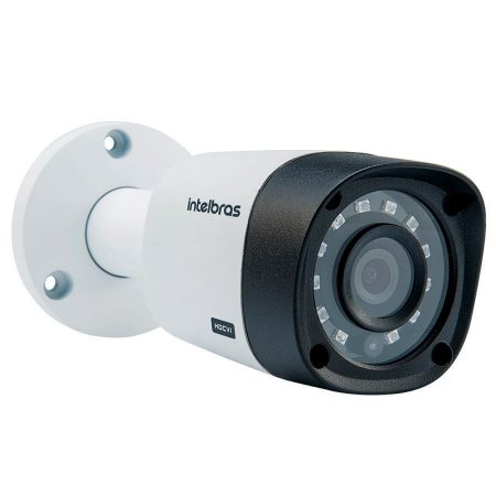 CAMERA INFRA MULTI HD VHD 3130 B IR 30M LENTE 3.6MM BC G4 - INTELBRAS