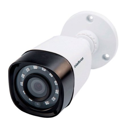 CAMERA INFRA MULTI-HD VHD 1120 B IR20 LENTE 2,6MM G4 - INTELBRAS
