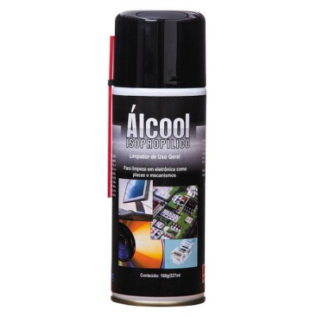 ALCOOL ISOPROPILICO EM SPRAY IMPLASTEC 227 ML