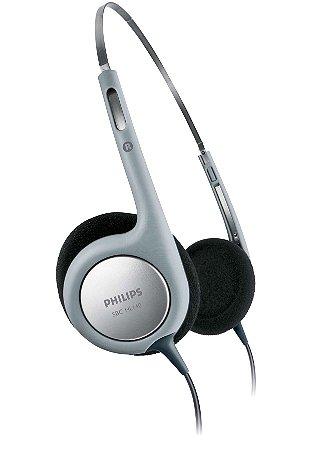 FONE DE OUVIDO ON EAR PHILIPS SBCHL140
