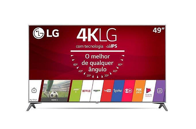 TV SMART 4K LG LED 49 49UJ7500
