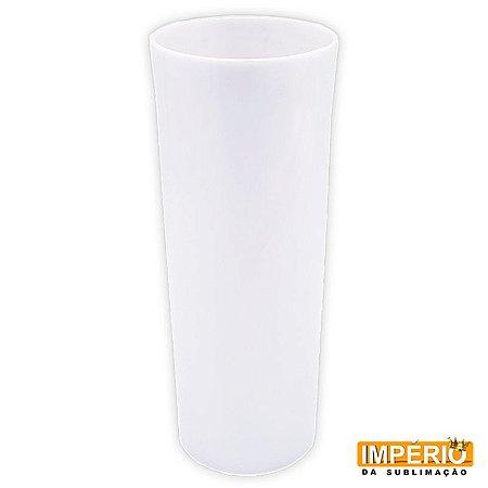 Copo Long Drink Leitoso Branco