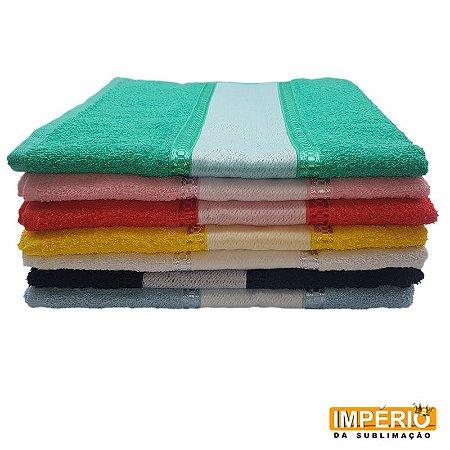 Toalha de Banho Para Sublimação (134x72)