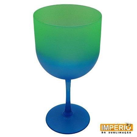 Taça Gin Summer (Azul-verde)