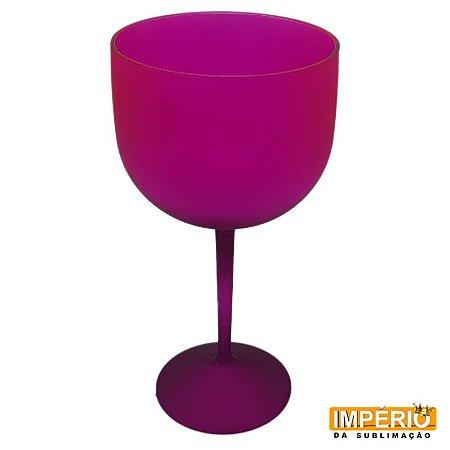 Taça Gin Degradê Neon (Roxo-Pink)